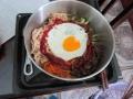 Cơm trộn Hàn Quốc - Củ Su Hào