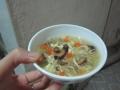 Súp gà Măng Tây - Củ Su Hào