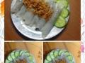 Bánh Cuốn - Gà Đanh Đá