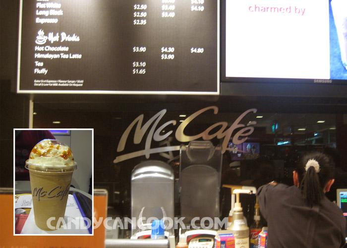 Mc café order