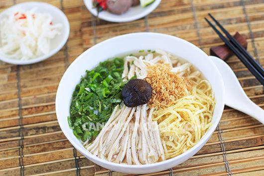 Bún Thang - Món bún đặc trưng của người Hà Nội