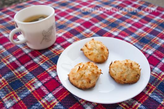 Giản dị nhưng đặc biệt - Bánh quy dừa (Coconut Macaroons)