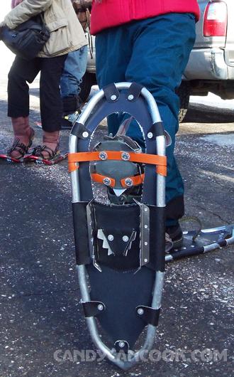 Giày chuyên dụng để đi tuyết (Snow Shoes)