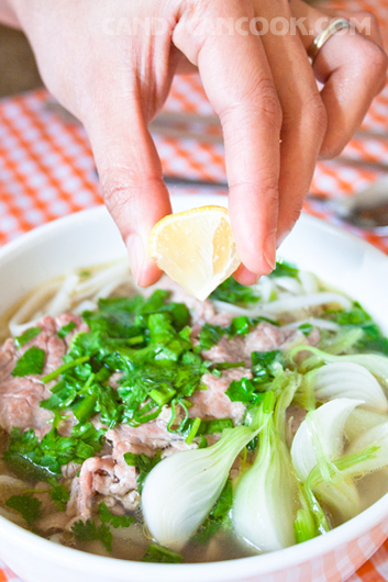 Pho Bo - Vietnamese Beef Noodles | Candy Can Cook