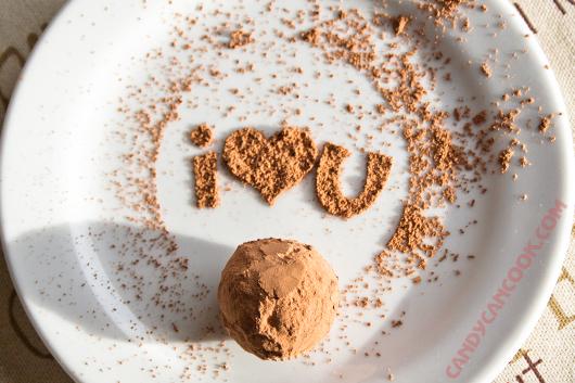 Hãy thể hiện tình yêu của mình bằng Chocolate Truffles