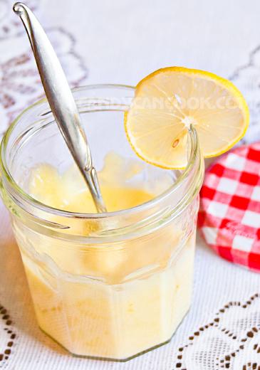 Hãy nếm thử Lemon curd ;)