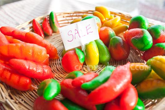 Giỏ hoa quả on SALE ;)