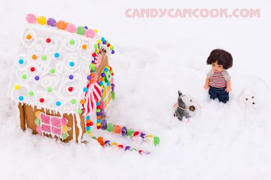 Ngôi nhà bánh quy gừng (Gingerbread house)