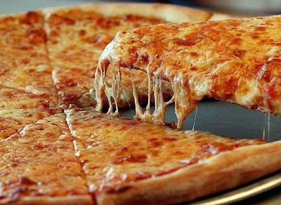 Pizza ở bang New York