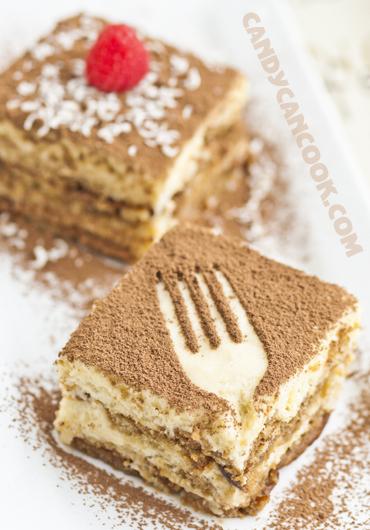 Tiramisu - món bánh ấn tượng