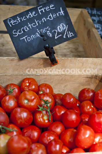 Chợ Nông Dân (Farmers' Market) - cơ hội trao đổi thương nghiệp cho các hộ nông dân