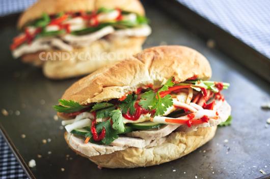 Dù đi xa ai cũng nhớ ổ bánh mỳ Việt thân thương