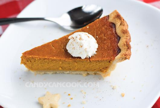 Hãy thưởng thức bánh Pumpkin Pie cho tiết trời se lạnh