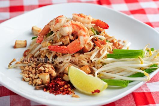 Pad Thai - Mỳ xào kiểu Thái ngon chính hiệu