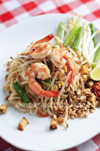 Sức hấp dẫn lớn lao của Pad Thai