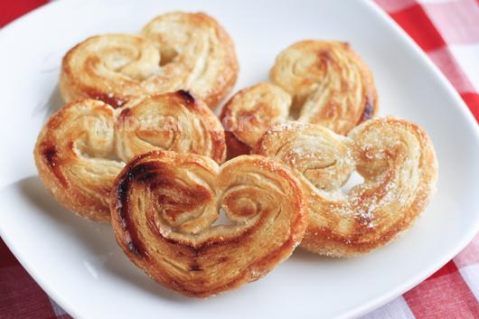 Bánh Palmier siêu ngon và vô cùng phổ biến