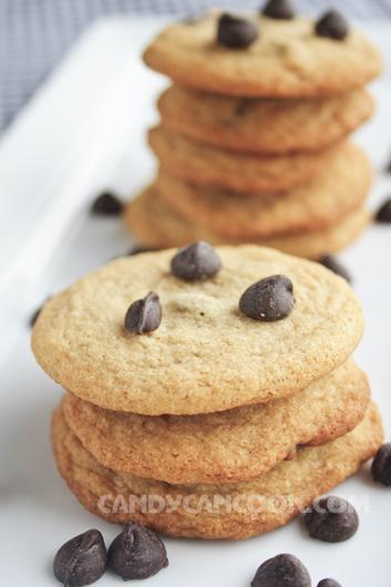 Đi qua nốt trầm cùng chocolate chip cookies