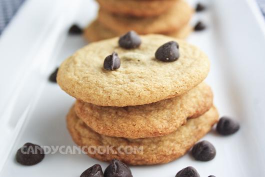 Tự tay làm và thưởng thức chocolate chip cookies theo đúng ý mình ^^