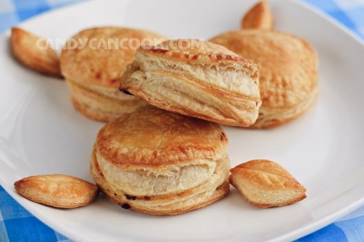Hấp dẫn bánh Patê sô (Paté Chaud)