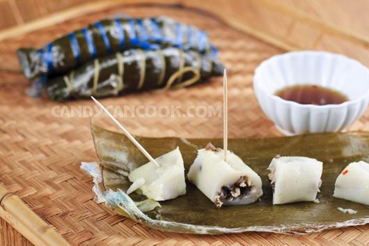 Miếng quà quê - Bánh tẻ/ Bánh răng bừa
