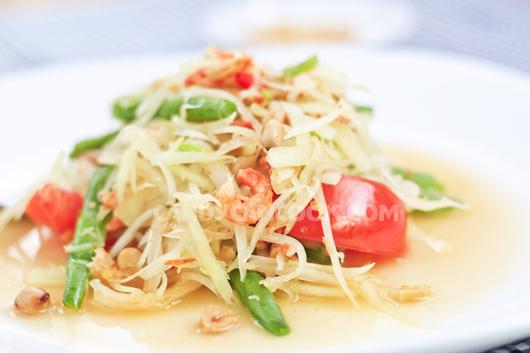 Sum Tum Thai - Nộm đu đủ kiểu Thái siêu hấp dẫn