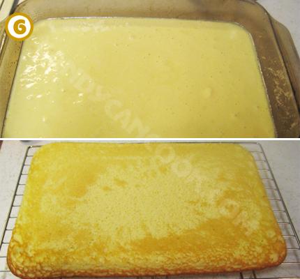 Nướng bánh ở nhiệt độ 350 độ F khoảng 15 - 20 phút