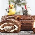Bánh Khúc gỗ Giáng sinh