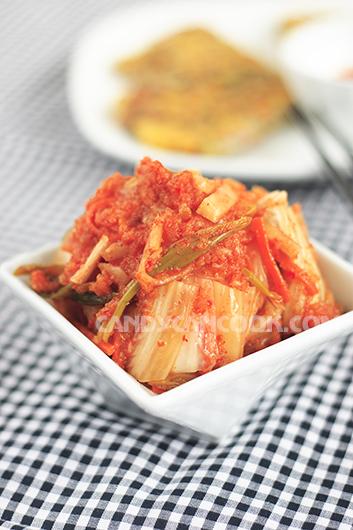 Kim chi cải thảo có thể biến tấu hoặc ăn kèm với rất nhiều món