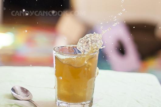 Nấu trà bí đao không hề khó mà lại kiểm soát được lượng đường để đảm bảo tính mát