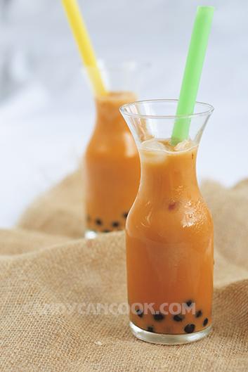 Trà sữa Thái trân châu - Thức uống Sinh viên một thời :X