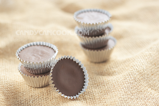 Peanut butter cups - Ngọt ngào mùa Halloween