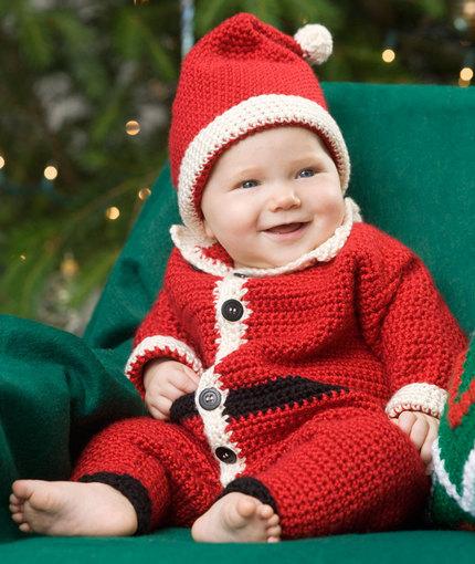Bé nào mà không yêu không thích mình giống ông già Noel