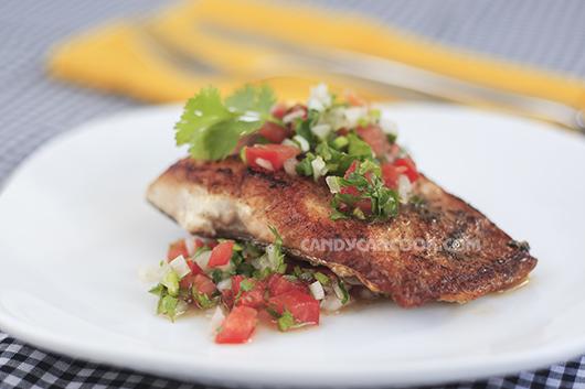 Hấp dẫn Salsa - điệu nhảy giữa sốt cà chua và cá hồi