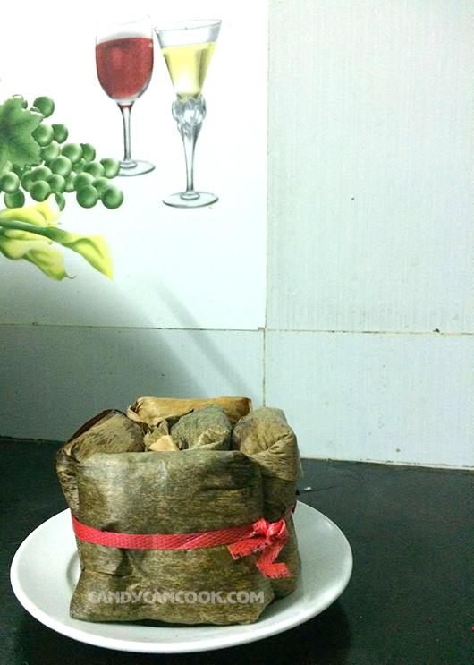 Bánh gai Thái Bình vừa ngon vừa đẹp :D