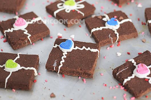 Life is a box of chocolate nhưng shortbread chocolate thì có thể đoán được vì nó rất ngon