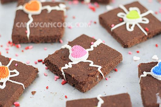 Chocolate shortbread mềm tan, thơm ngon