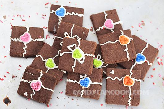 Sức hấp dẫn không thể từ chối - Chocolate shortbread